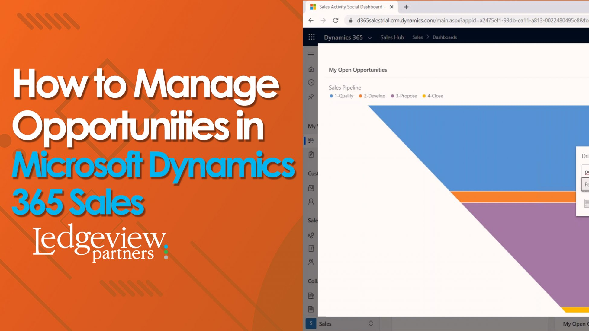 How to Manage Opportunities in Microsoft Dynamics 365 Sales