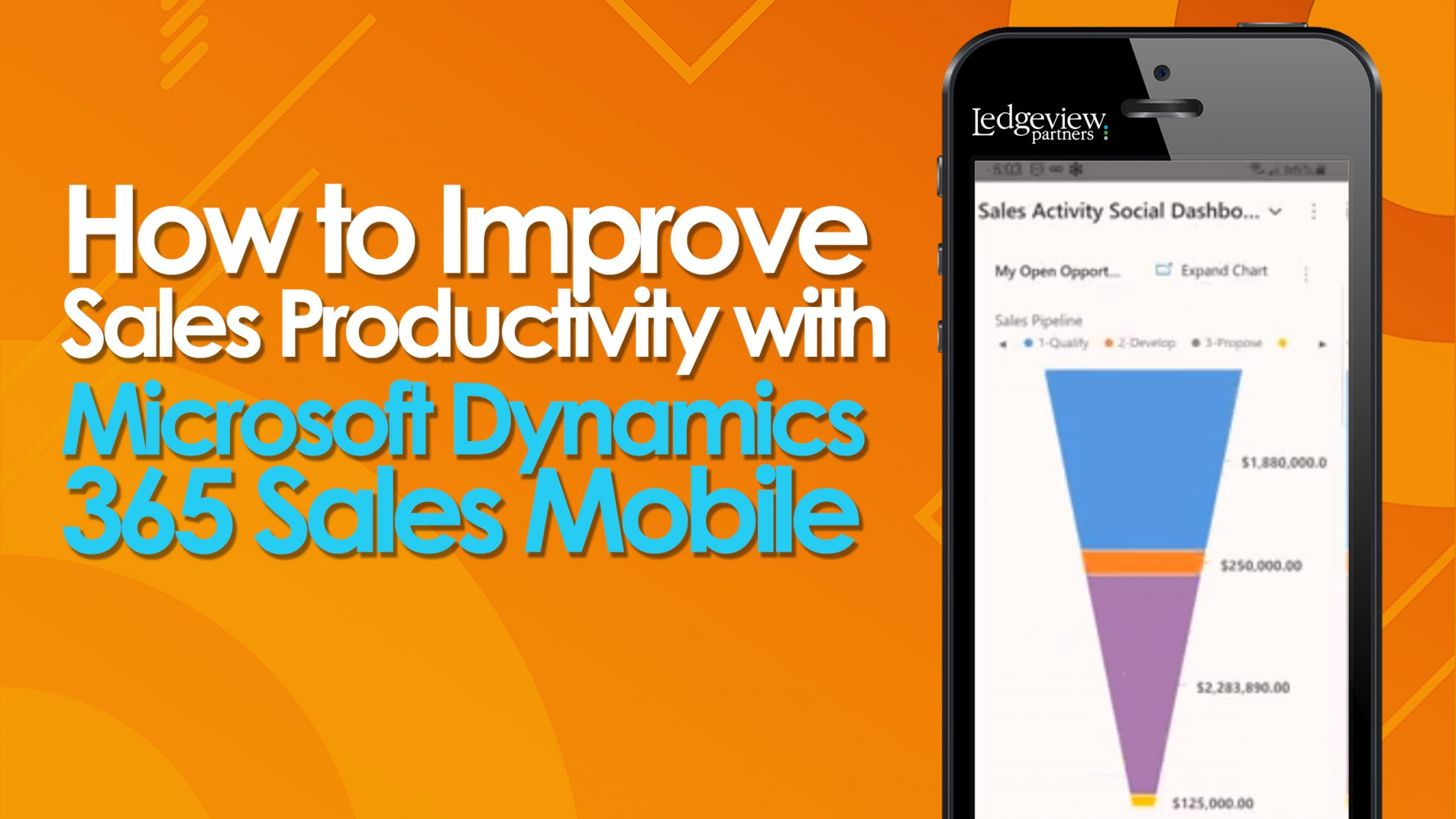 How to Improve Sales Productivity with Microsoft Dynamics 365 Sales Mobile