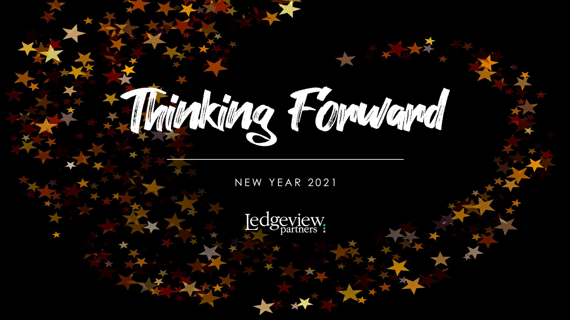Thinking Forward this New Year's Eve