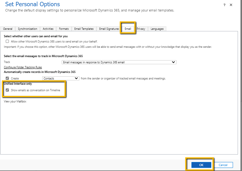 Microsoft Dynamics 365 Release Wave 2 Feature Overview: Timeline Improvements