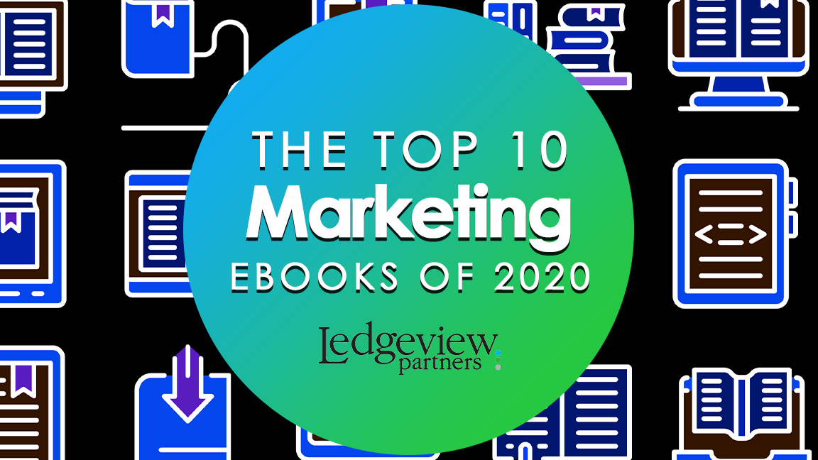 The Top 10 Marketing eBooks of 2020