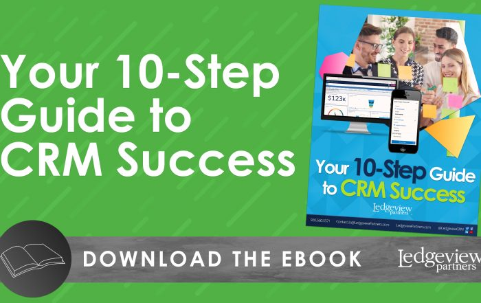 eBook: Your 10-Step Guide to CRM Success
