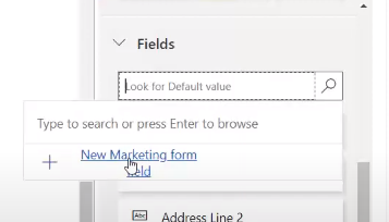 Microsoft Dynamics 365 Marketing Forms