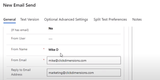 How to Use ClickDimensions Email Campaigns with Microsoft Dynamics 365