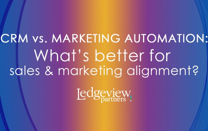 CRM vs. Marketing Automation: What's Better for Sales and Marketing Alignment?