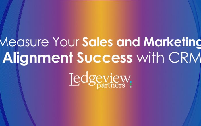 Measure Your Sales and Marketing Alignment Success with CRM