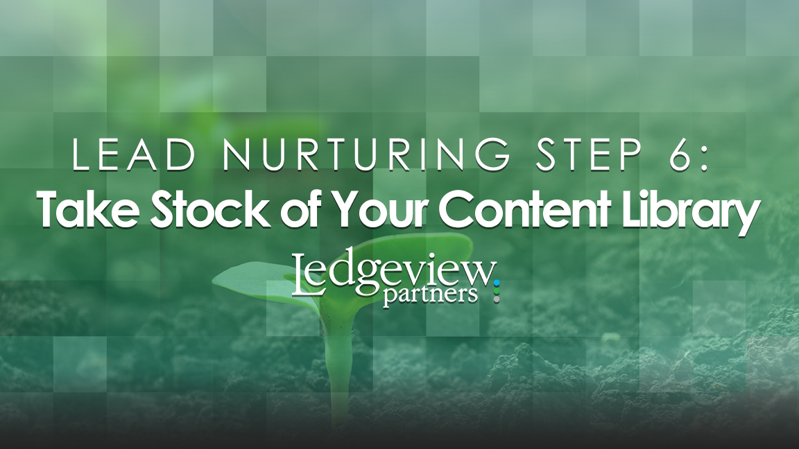 Take Stock of Your Content Library