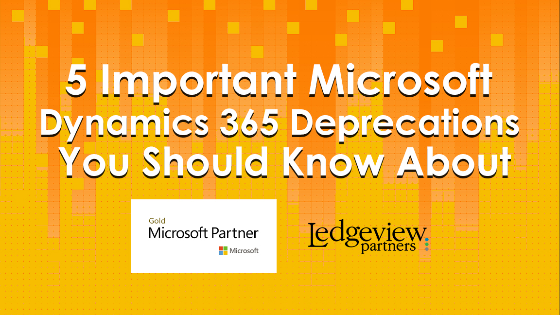 5 Important Microsoft Deprecations You Should Know About