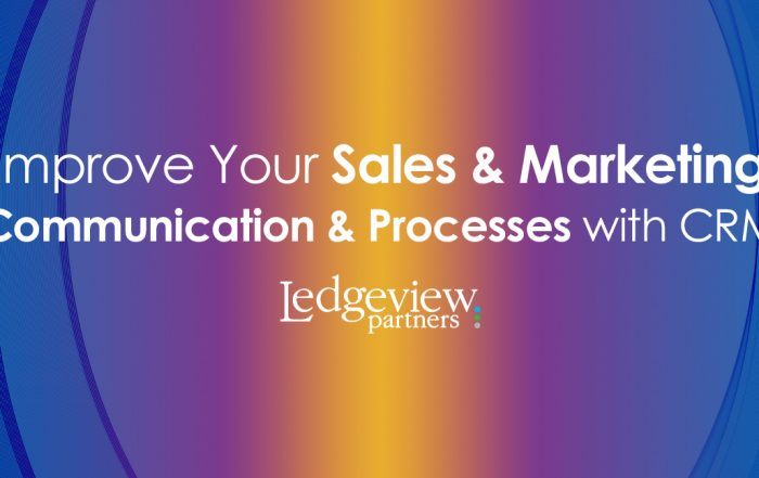 Improve Your Sales and Marketing Communication and Processes