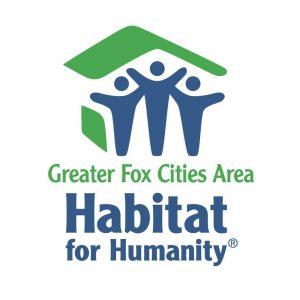 Greater Fox Cities Area Habitat for Humanity Logo