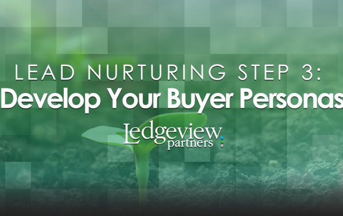 Develop Your Buyer Personas