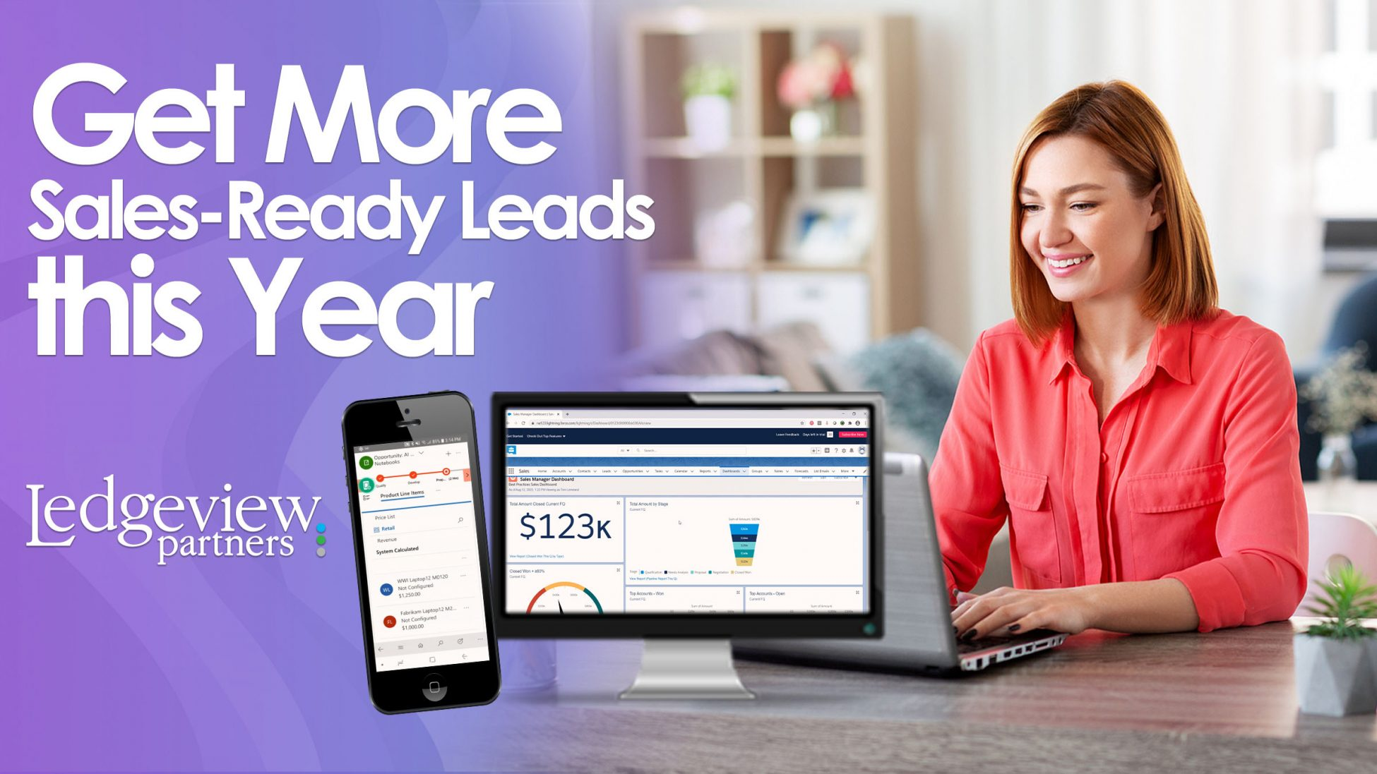 Get More Sales-Ready Leads this Year