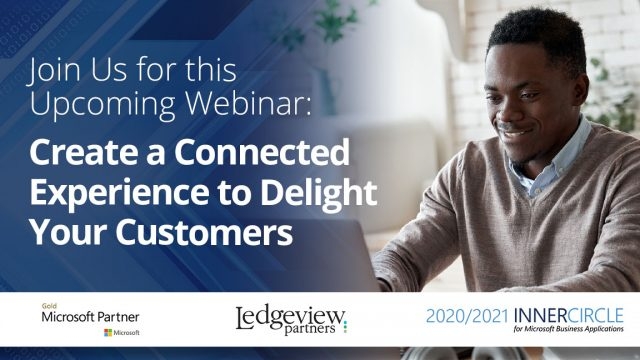 Create a connected experience to delight your customers